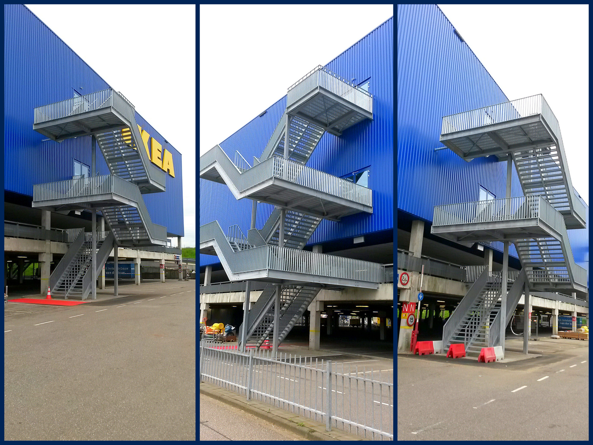 Expansion Ikea Kampstaal